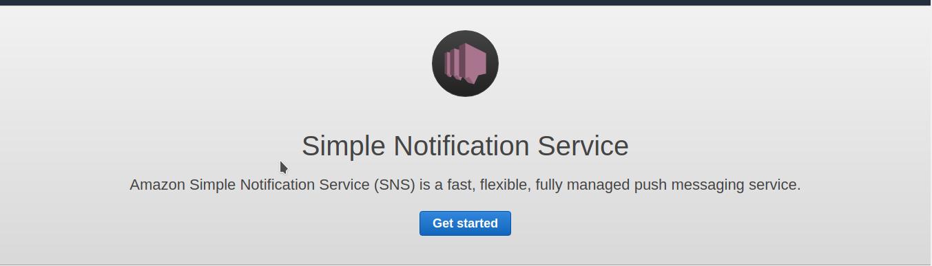Configurar SNS para recibir notificaciones